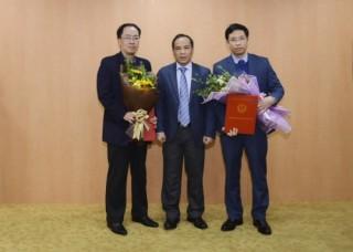 Ông Nguyễn Phi Lân được bổ nhiệm giữ chức Vụ trưởng Vụ Giám sát an toàn hệ thống ngân hàng