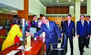 Cùng xây dựng Việt Nam phát triển phồn thịnh, trường tồn