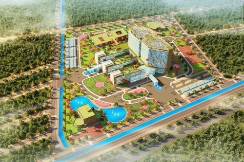Tập đoàn FLC khởi công Bệnh viện đa khoa quốc tế tại Thái Bình