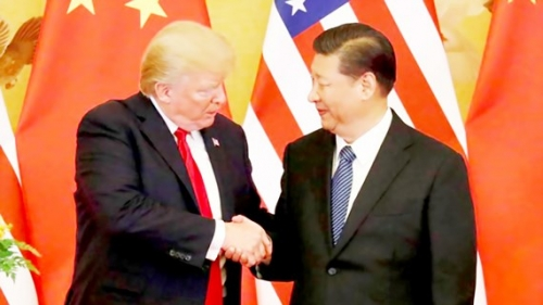 Đàm phán thương mại Mỹ - Trung có thành?