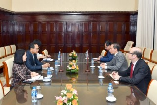 Đẩy mạnh hợp tác giữa Thái Lan và ngân hàng Việt Nam