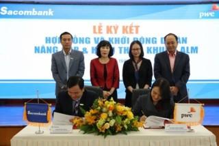 Sacombank tăng cường hợp tác để quản lý rủi ro và thanh khoản