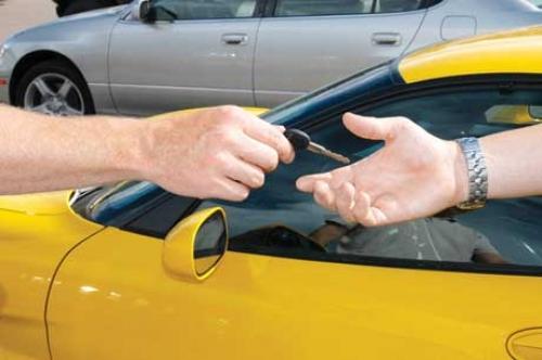 Doanh nghiệp tăng dịch vụ cho thuê ô tô