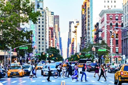 New York - thành phố công nghệ số 1 thế giới