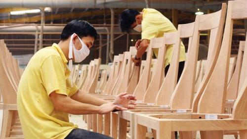 Ngành chế biến gỗ đứng trước đòi hỏi chuyển đổi mô hình tăng trưởng