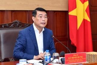 Thống đốc NHNN Lê Minh Hưng chủ trì cuộc họp  BCĐ phòng, chống rửa tiền