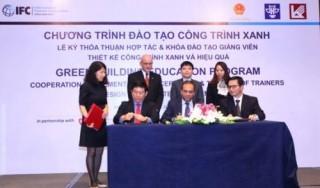 IFC thúc đẩy phát triển công trình xanh tại Việt Nam