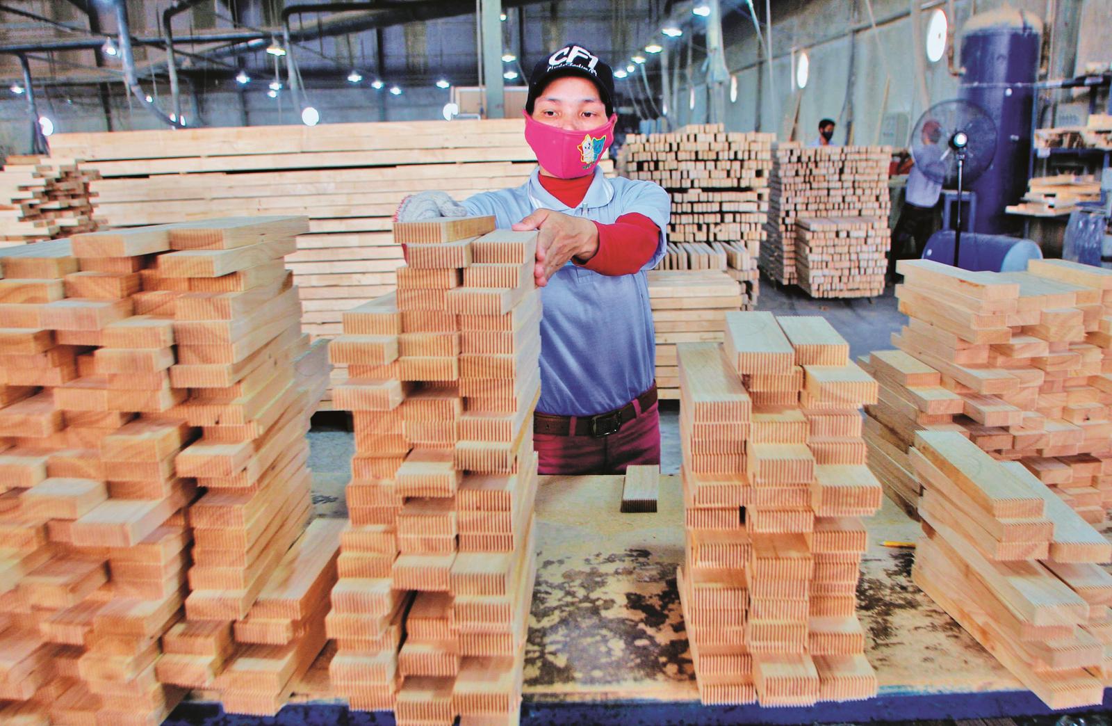 Ngành gỗ hướng đến 12,5 tỷ USD xuất khẩu