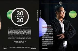Công bố danh sách 30 gương mặt dưới 30 tuổi nổi bật nhất năm 2020