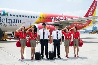 Vietjet mở thêm 3 đường bay thẳng Việt Nam - Ấn Độ