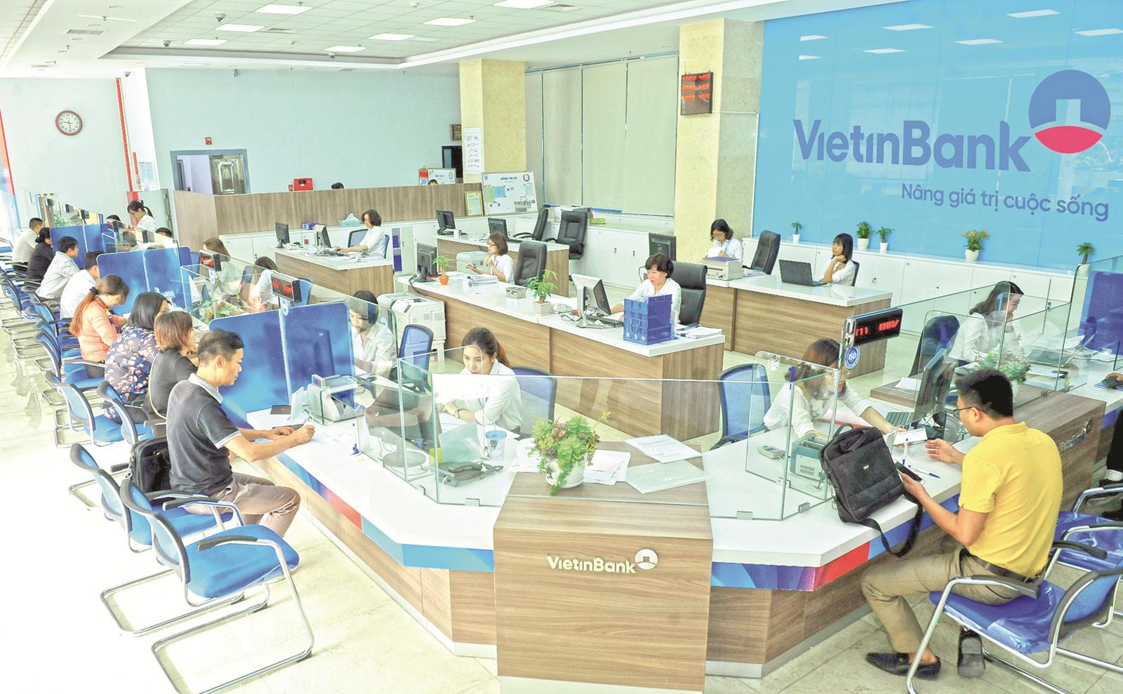 VietinBank:Hòa cùng nhịp phát triển của doanh nghiệp