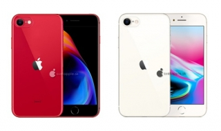 Ảnh dựng iPhone 9