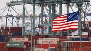Thâm hụt thương mại tại Mỹ được thu hẹp