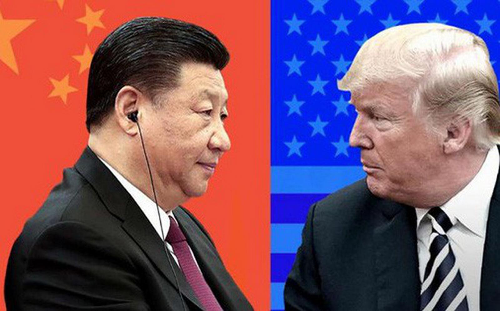 """Virus corona đẩy nhanh tiến trình """"phân tách"""" giữa Mỹ và Trung Quốc"""