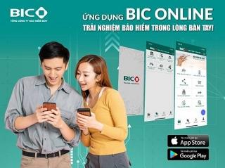Ra mắt ứng dụng di động BIC Online