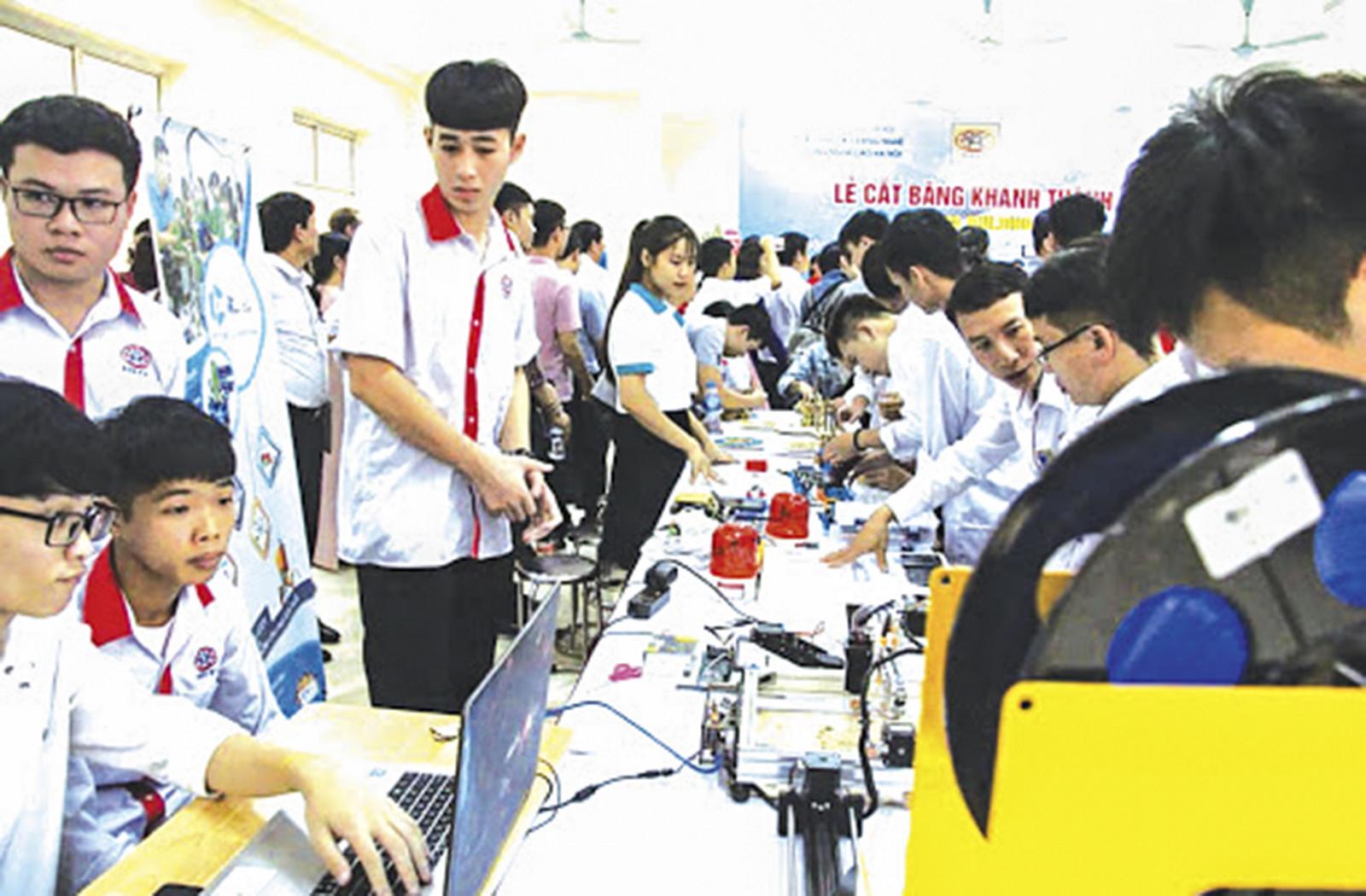 TP. Hà Nội: Hỗ trợ khởi nghiệp bằng nhiều hoạt động thiết thực