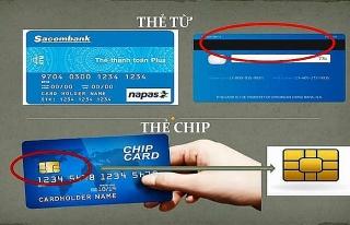 Chuyển đổi thẻ từ sang thẻ chíp: Bước đột phá về bảo mật và tiện ích cho khách hàng