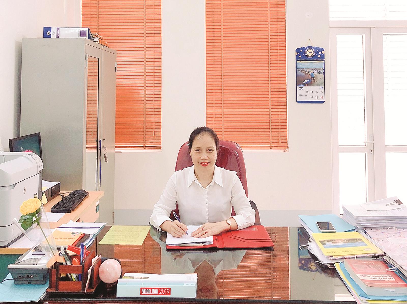Cán bộ Ngân hàng tiêu biểu: Để nâng cao chất lượng công tác kiểm soát nội bộ
