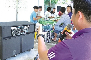 Xử lý nghiêm tình trạng ô nhiễm tiếng ồn