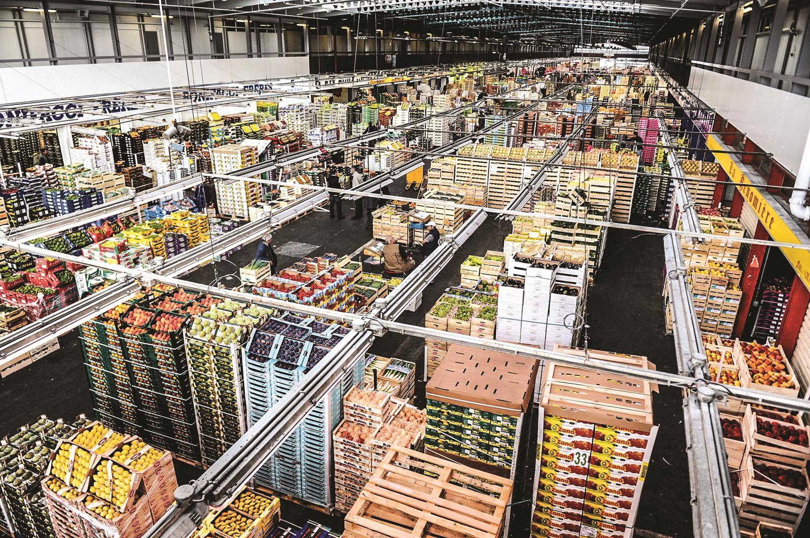 Phát triển chợ đầu mốinông sản:Đảm bảo tích hợp đa mục tiêu