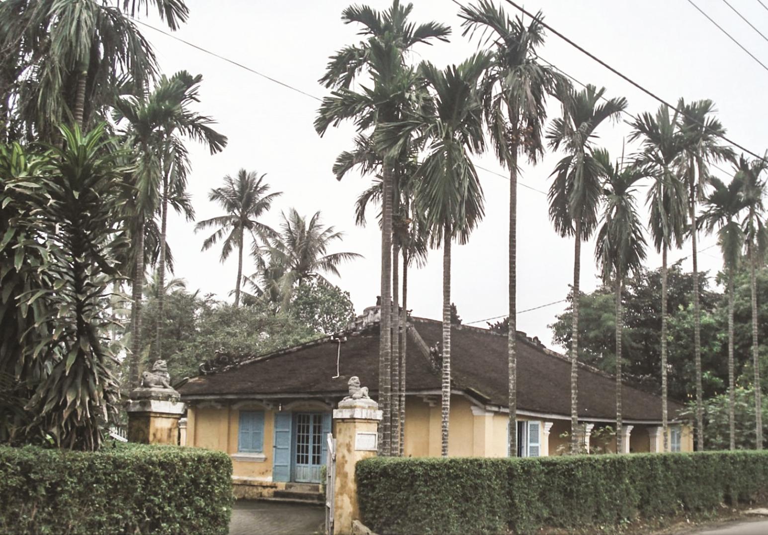 Hồn Việt trong ngôi nhà vườn
