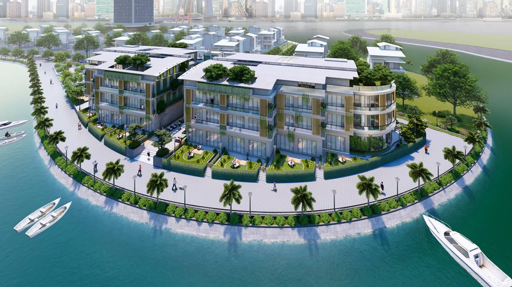 linkhouse mien trung phan hoi thong tin ve viec dieu tra du an dao xanh sky villas