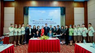 Bamboo Airways và Vinpearl hợp tác triển khai chuỗi sản phẩm hàng không - du lịch tiêu chuẩn quốc tế