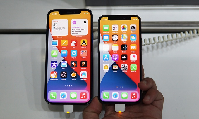 apple co the ngung san xuat iphone 12 mini