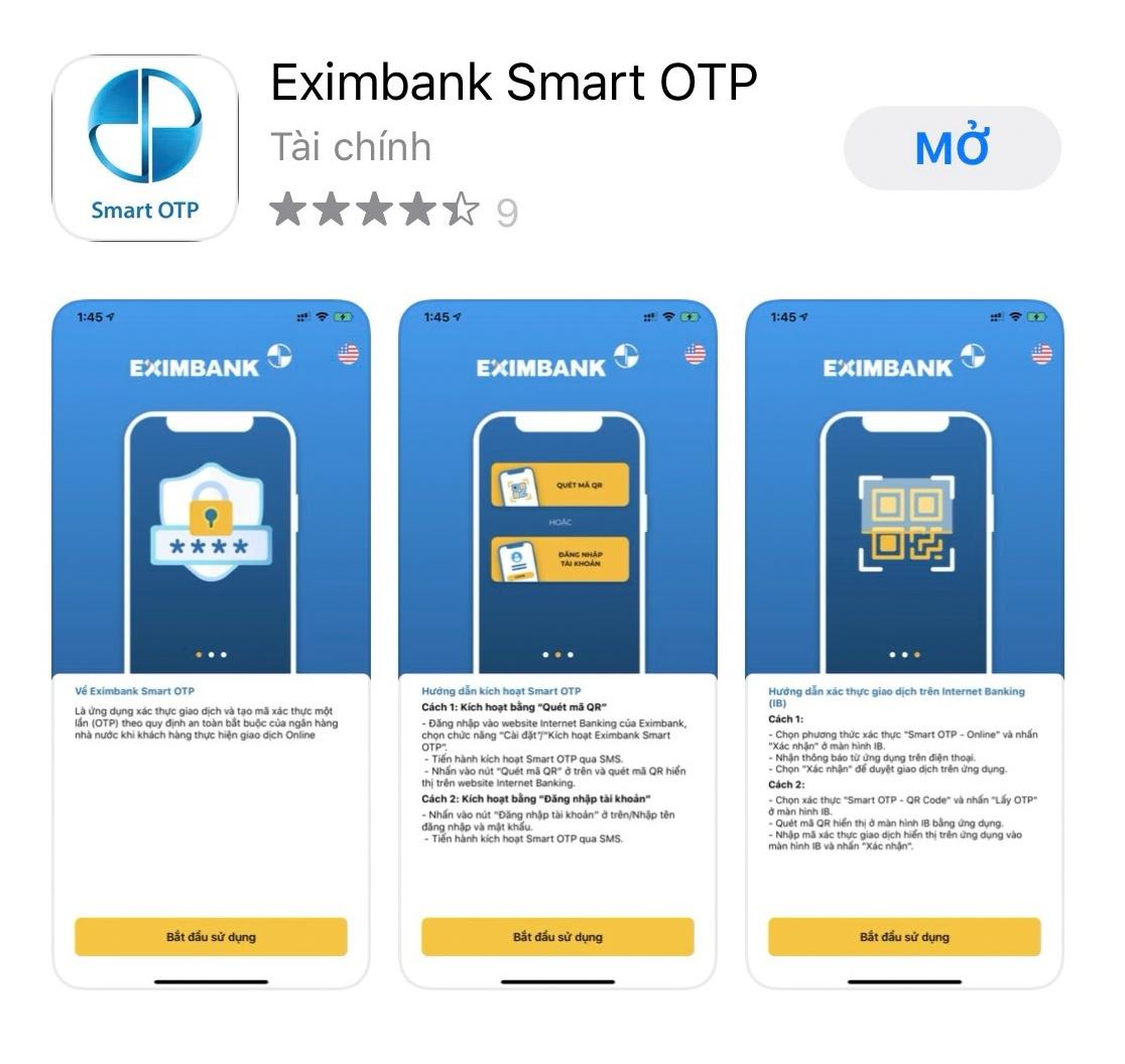 eximbank canh bao khach hang ve thu doan lua dao mao danh ngan hang trong dip tet