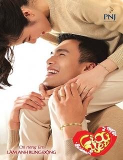 PNJ tiếp nối câu chuyện tình yêu trong mùa Valentine