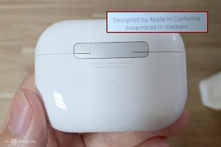 Loạt thiết bị Apple đang được sản xuất ở Việt Nam