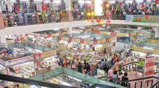 Đưa chợ truyền thống... lên mạng