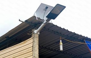Trào lưu dùng đèn năng lượng để tiết kiệm điện