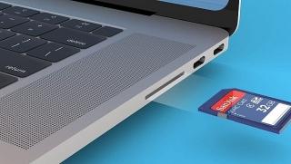 Apple có thể mang đầu đọc thẻ SD quay lại MacBook