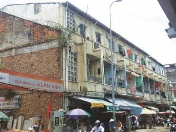 Mở cửa vốn cho cải tạo chung cư