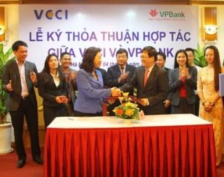 VPBank và VCCI ký thỏa thuận hợp tác chiến lược toàn diện