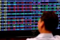 Chứng khoán chiều 5/3: CP ngân hàng giảm kéo VN-Index tuột mốc 600