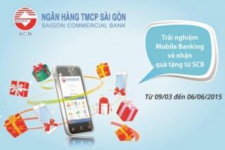 SCB chuẩn bị ra mắt ứng dụng Mobile Banking