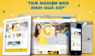 Trải nghiệm Web – Rinh quà kép