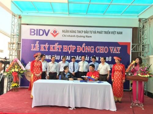 Ngư dân Quảng Nam được giải ngân 11,7 tỷ đồng 'vốn 67'