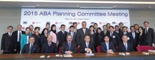 Chủ tịch HĐQT Vietcombank tham dự kỳ họp Uỷ ban kế hoạch ABA