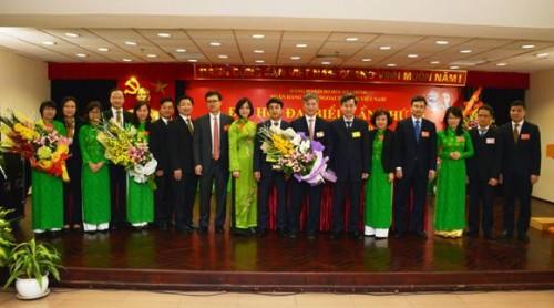 Đại hội Đảng bộ cơ sở HSC Vietcombank thành công tốt đẹp
