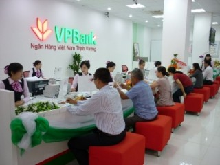 VPBank mở thêm 1 chi nhánh và 1 phòng giao dịch