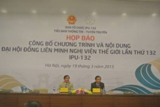 Việt Nam đã sẵn sàng cho IPU-132