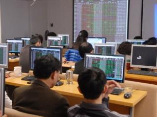 Chứng khoán chiều 19/3: Thanh khoản èo uột, VN-Index mất gần 5 điểm