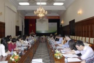 Tọa đàm phát triển ngân hàng xanh, tín dụng xanh tại Việt Nam