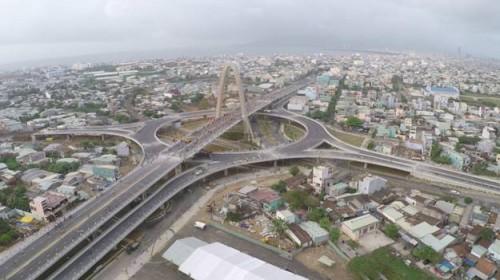 Khánh thành nút giao thông khác mức ngã ba Huế do SHB tài trợ vốn