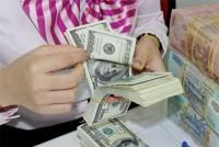 Tỷ giá USD giảm nhẹ về quanh 21.570 đồng/USD