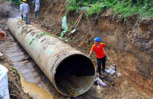 Rà soát toàn bộ dự án nước sông Đà