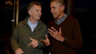 """Mỹ, Argentina """"cài đặt lại"""" quan hệ"""